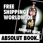Buy Absolut Books with worldwide free shipping!